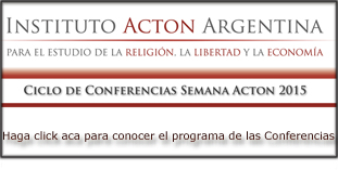 Ciclo de Conferencias 2015