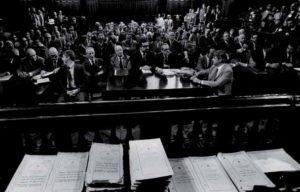 """Los juicios de """"lesa humanidad"""": un desafío para la justicia"""