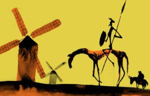 La conducta novelística de Cervantes