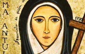 La figura de María Antonia de San José en la historia