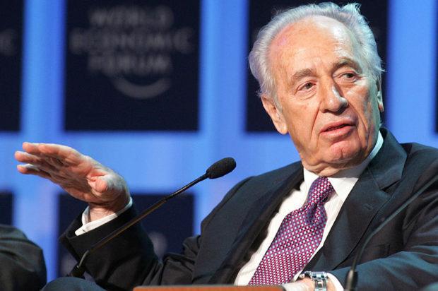 Shimon Peres, artífice de la convivencia