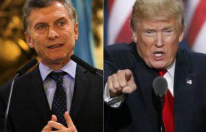 Próximo encuentro de Macri y Trump en Washington