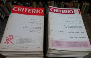 CRITERIO 90 AÑOS. Una revista de prudente avanzada