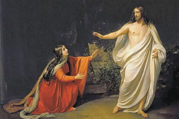 """""""Creyó"""" (JN 20, 1-18). La virtud teologal de la fe"""