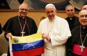 Crisis en Venezuela: Comunicado de la Secretaría de Estado del Vaticano y Comunicados de la CEV y la CEA (4/8/17)