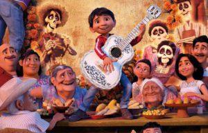 """A propósito de """"Coco"""", de Lee Unkrich"""