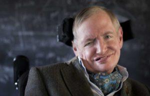Stephen Hawking, ejemplo de vida