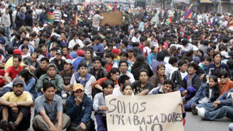 Las migraciones en el sistema mundial capitalista y el caso de la Argentina