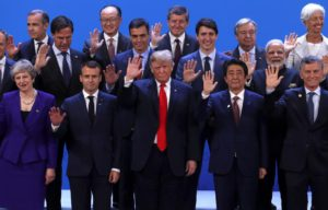 G20:¿Resta todavía algún futuro?