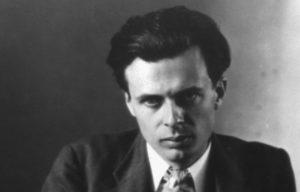 Aldous Huxley: es posible construir la paz sin guerras