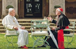 El Papado según el cine