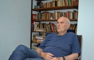 """Pablo Capanna: """"La ciencia ficción contribuyó a configurar el mundo en que vivimos"""""""