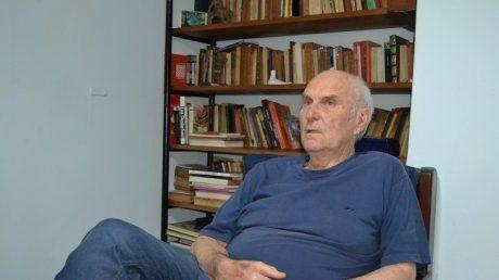 """Pablo Capanna: """"La ciencia ficción contribuyó a configurar el mundo en que v..."""