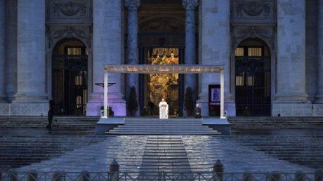 Bendición Urbi et Orbi del Papa Francisco