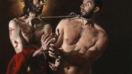 Barrabás, o lo cristiano donde aparentemente no está
