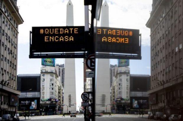 La economía argentina en la coyuntura de una pandemia
