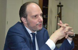"""Pablo Gianera: """"Todos tenemos una familia intelectual"""""""