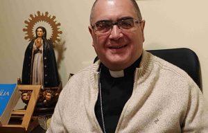 """Mons. Sergio Buenanueva: """"Debemos trabajar el aspecto cultural del aprecio por el diálogo"""""""
