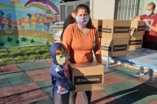 #SeamosUno: unir dos Argentinas