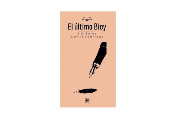 Libro: El último Bioy