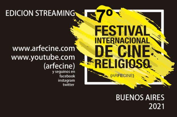 7° Festival Internacional de Cine Religioso (22 al 26 de mayo 2021) – MODO ONLINE