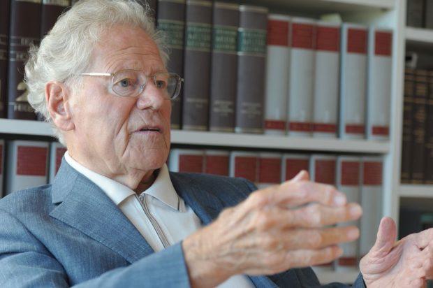 Hans Küng, teología y apertura al diálogo