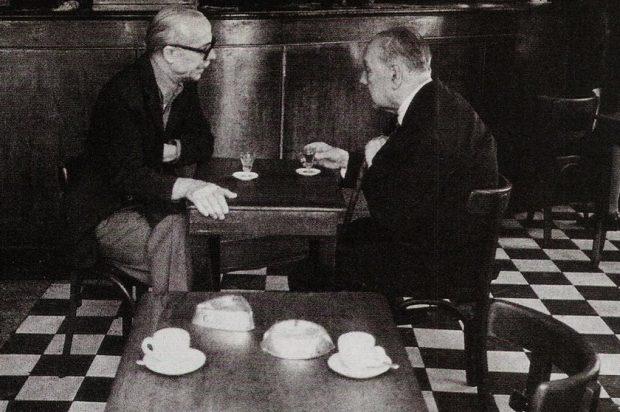 Borges y Sabato
